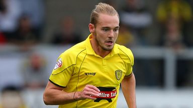 Adam McGurk: Impressed by backing of Portsmouth fans