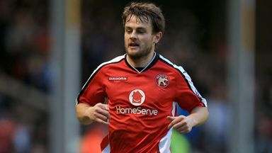 Andy Taylor: Play-off push still on