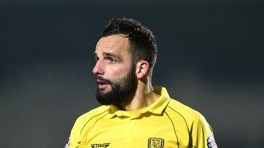 Robbie Weir: To serve three-match suspension