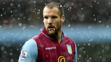 Vlaar is currently a free agent after leaving Aston Villa this summer