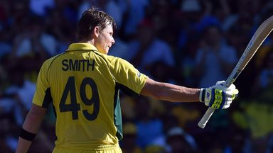 Steve Smith will be back in one-day action in Belfast