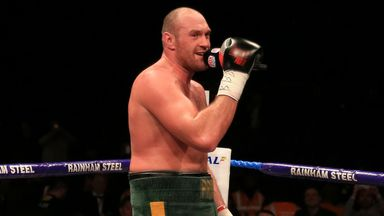 Tyson Fury: Unbeaten heavyweight is mandatory challenger for Wladimir Klitschko