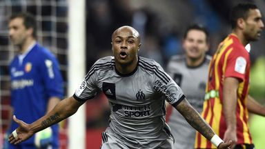 Andre Ayew: Linked with a move to the Premier League