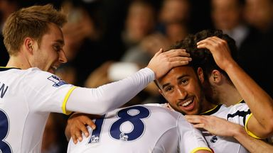 Andros Townsend: Winger wants to stay at Spurs