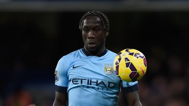 Bacary Sagna: Disappointed with City