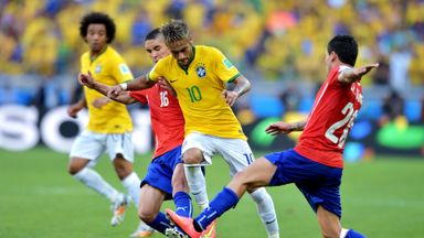 Neymar could feature for Brazil in a Copa America warm-up at the Emirates