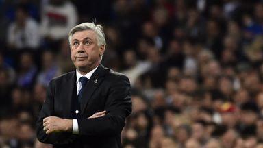 Carlo Ancelotti: The Italian has been sacked by Real Madrid.