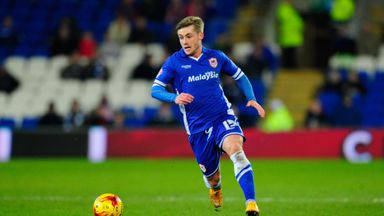 Conor McAleny: Capped the Cardiff scoring