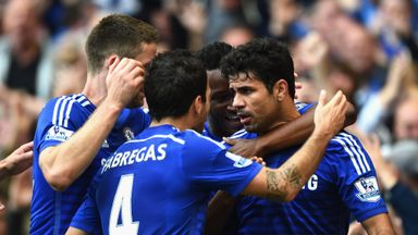 Cesc Fabregas should have been voted into the PFA Team of the Year, says the Chelsea boss