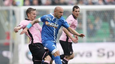 Massimo Maccarone looks to find space for Empoli