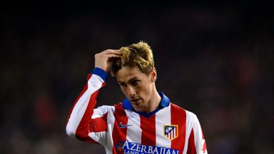 Fernando Torres: Scored own goal