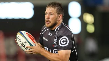 Francois Steyn: Released from squad following family tragedy