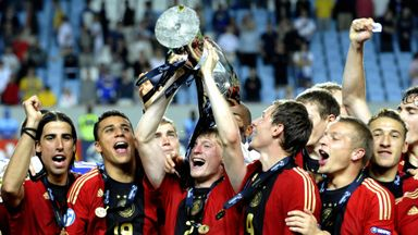 Many of the Germany 2009 U21 European champions have gone on to win major honours