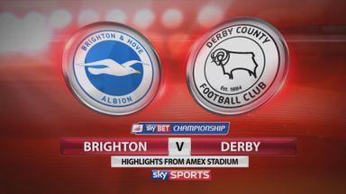 Brighton 2-0 Derby