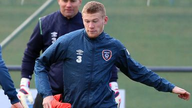 James McClean: Confident of being available on Sunday