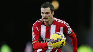 Sunderland midfielder Adam Johnson injured himself in the opening day defeat to Leicester