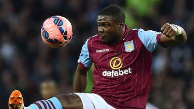 Jores Okore: Aston Villa defender full of praise for Tim Sherwood