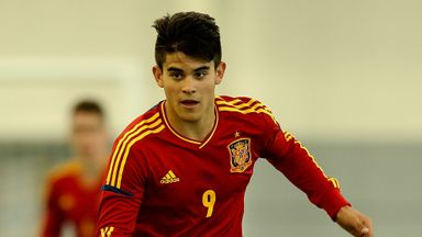 Kuki is currently playing in Malaga's reserve side, and has appeared for Spain's youth team