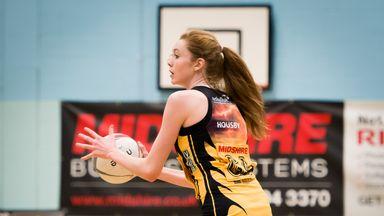 Helen Housby of Manchester Thunder