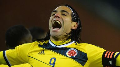 Radamel Falcao: Columbia striker has signed for Chelsea