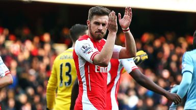 Aaron Ramsey: Arsenal have to believe