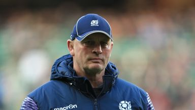 Scotland head coach Vern Cotter has reduced his Rugby World Cup options