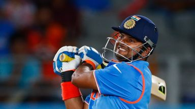 Suresh Raina: Goes into knockout on back of unbeaten century