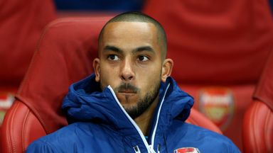 Walcott: Has entered the final 18 months of the current Arsenal deal.