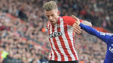 Toby Alderweireld: Southampton defender returned to action last week