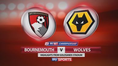 Bournemouth 2-1 Wolves
