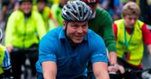 Sir Chris Hoy supports Sky Ride ahead of seventh year of traffic-free cycling events