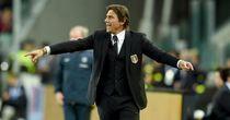 Antonio Conte: Full of praise for England