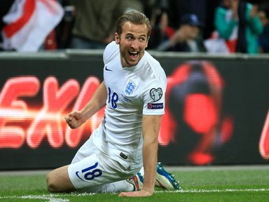 England are well on the way to reaching the Euro 2016 finals