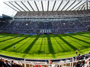 There were record profits last season at Newcastle