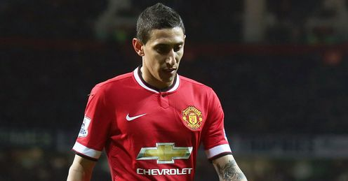 Angel Di Maria: Poised to join PSG from Manchester United