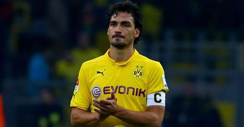 Mats Hummels: Linked consistently with United
