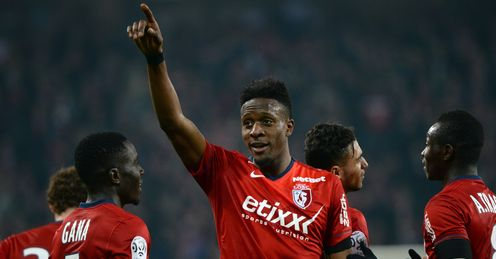 Dirick Origi: Set to join up with Liverpool this summer