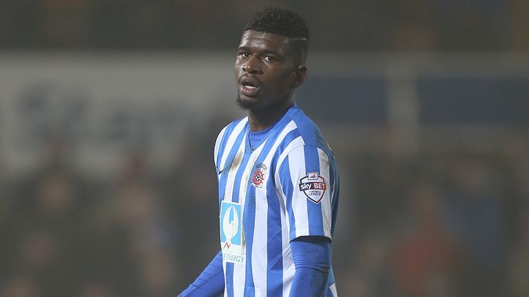 Tshibola played 23 games for Hartlepool during his loan move