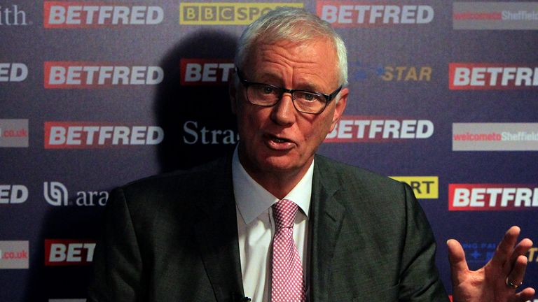 Barry Hearn: Shocked by Bingham's success story