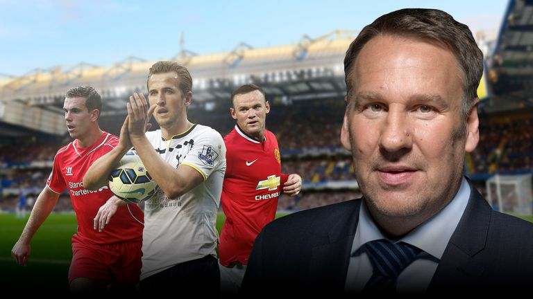 Paul Merson doesn't put Spurs or Liverpool in his top five