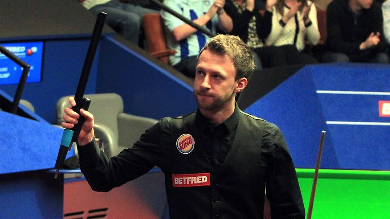 Judd Trump completed a whitewash win over Chris Wakelin