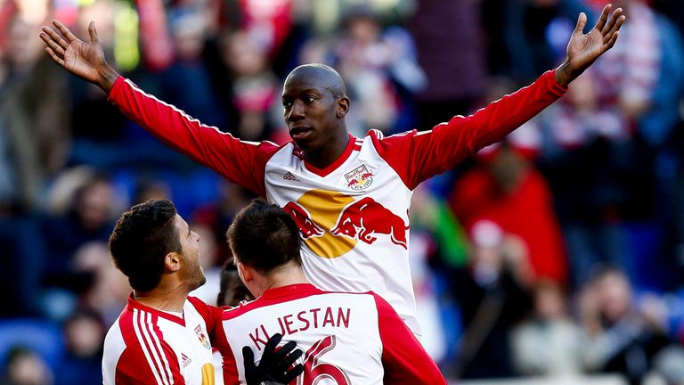 Bradley Wright-Phillips earns $600,000 per annum at the New York Red Bulls