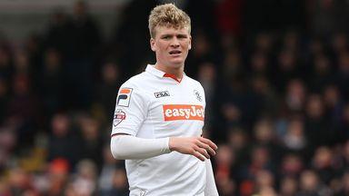 Cameron McGeehan: Makes permanent Luton move