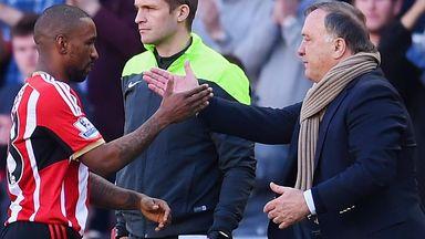 Jermain Defoe: Striker wanted Dick Advocaat to remain at Sunderland