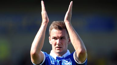 Portsmouth's Jed Wallace