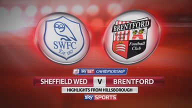 Sheffield Wed 1-0 Brentford