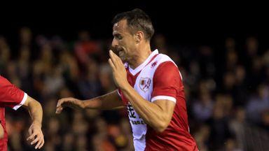Antonio Amaya: On target for Vallecano