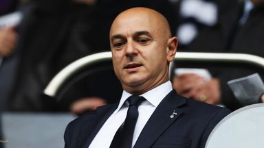 Tottenham Hotspur chairman Daniel Levy has defended the club after they failed to sign Saido Berahino