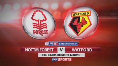 Nottingham Forest 1-3 Watford