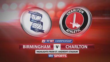 Birmingham 1-0 Charlton